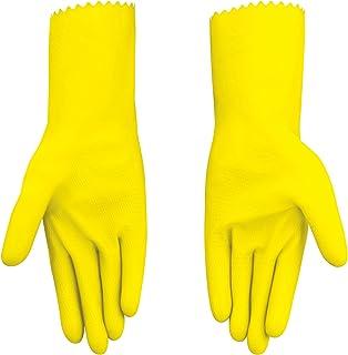Spotzero By Milton Eco Gloves Medium, Yellow