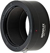 Novoflex Adapter for Contax/ Yashica Lenses to Sony E-Mount Body (NEX/CONT)