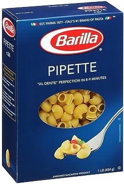 Barilla Pasta, Pipette, 16 Ounce