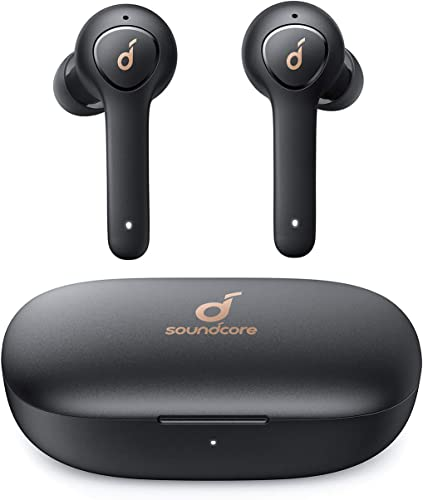 lowest Anker Soundcore Life P2 True Wireless outlet online sale Earbuds with 4 Microphones, CVC 8.0 outlet online sale Noise Reduction, Graphene Driver, Clear Sound, USB C, 40H Playtime, IPX7 Waterproof, Wireless Earphones for Work, Home Office outlet online sale
