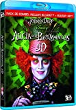 Alicia en el País de las Maravillas (Blu-ray 3D + Blu-ray) [Blu-ray]