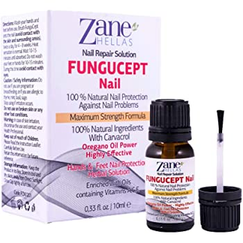 Fungus Stop is now Fungucept Nail Repair. Anti Fungal Nail Solution. Helps New Nails Grow Free of Infection. Stops Discoloration, Thickening, Crumble, Brittle, Cracked nails. 100% Natural Ingredients.