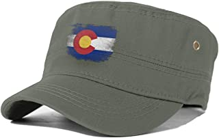 colorado flag cap