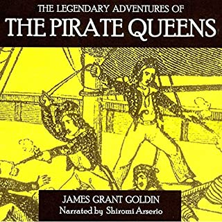 The Legendary Adventures of the Pirate Queens audiobook cover art