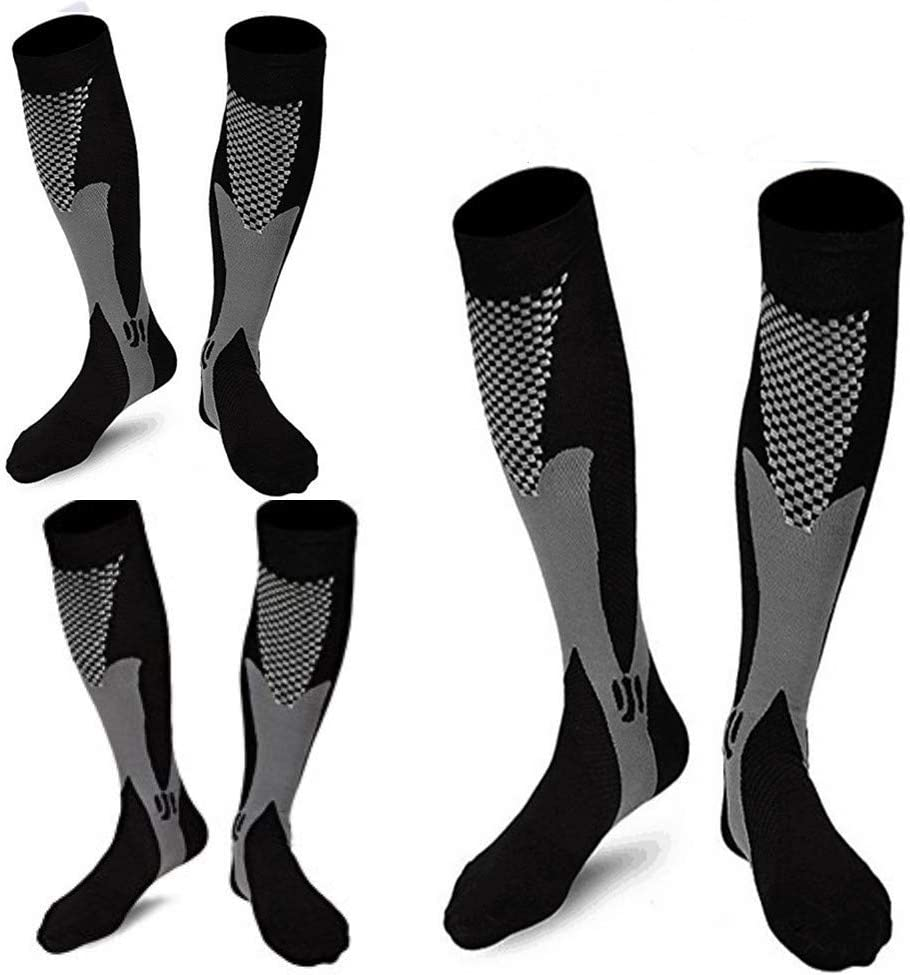 ZFiSt All stores are sold Sport Medical Compression Socks 1-3Pair Men Women Discount mail order 20-30mmh