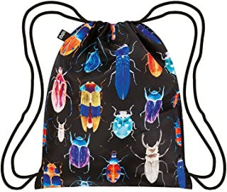 LOQI Wild Insects Backpack, Multicolor