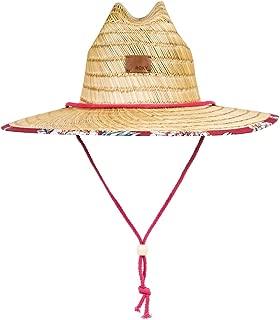 Roxy Womens Tomboy Straw Sun Hat for Women Erjha03622