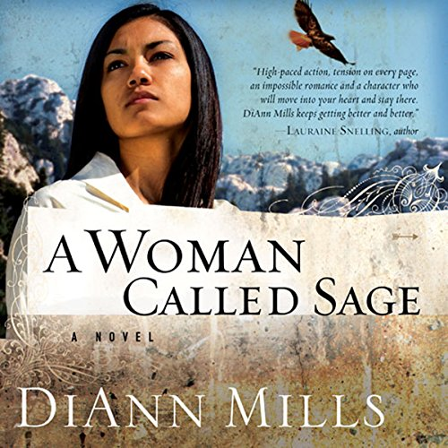 A Woman Called Sage audiobook cover art