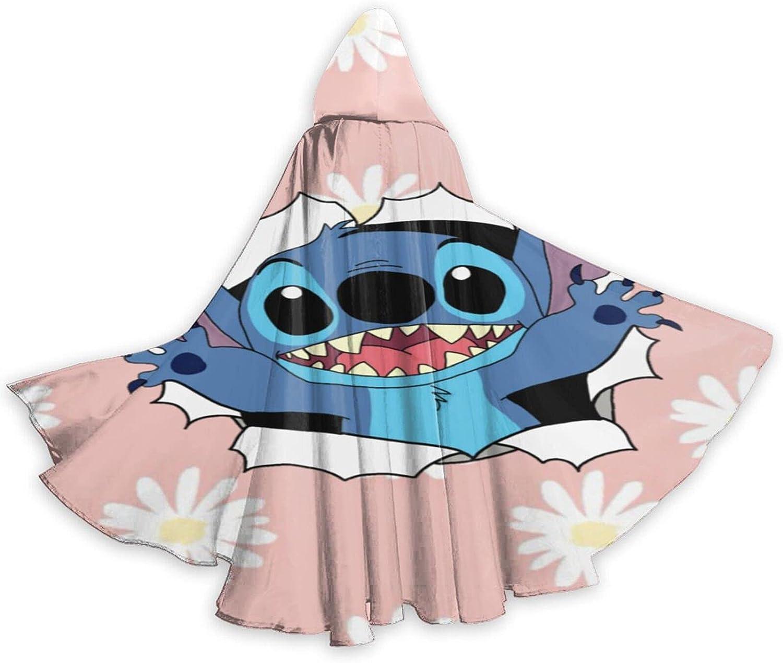 Unisex S-titch Hooded Halloween Wizard Costum Cosplay Robe Las Vegas Bombing new work Mall Cloak