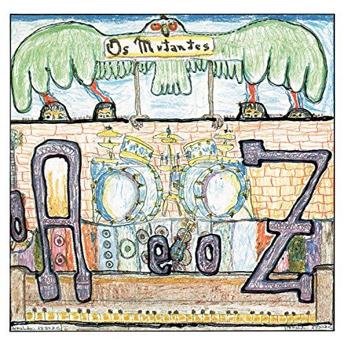 Mutantes, LP A E O Z - Série Clássicos Em Vinil [Disco de Vinil]