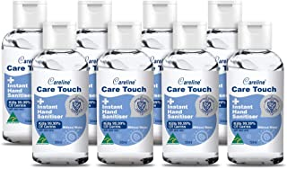 Care Touch Value Pack 8 x 50ml Instant Hand Sanitisers