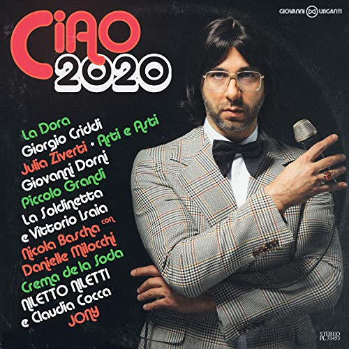 Chiesi io al frassino (La Soldinetta, Vittorio Isaia e Giovanni Urganti per СIAO 2020)