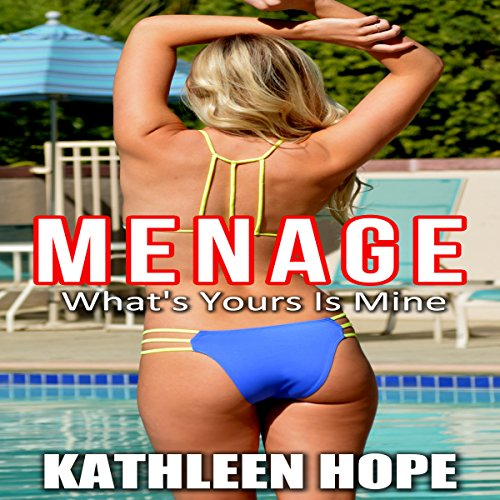 Menage audiobook cover art