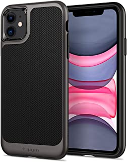 Spigen Neo Hybrid Designed for Apple iPhone 11 Case (2019) - Gunmetal