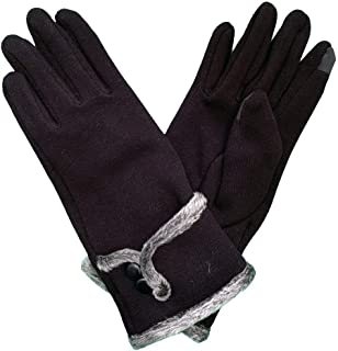 Best gloves with fur trim Reviews