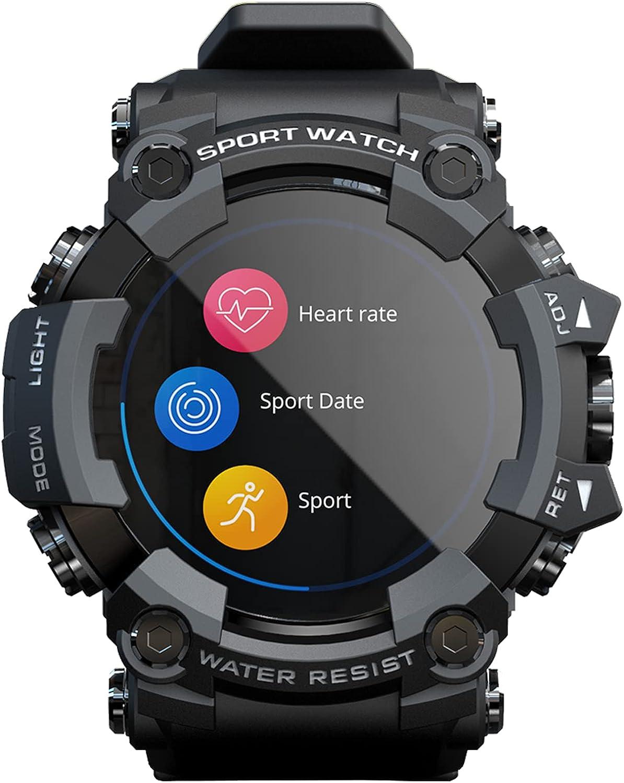 SDTYYP Relojes Inteligentes para Teléfonos Android Y iOS SmartWatch Fitness Tracker Fitness Reloj Relojes Deportivos para Hombres Hombres Y Mujeres
