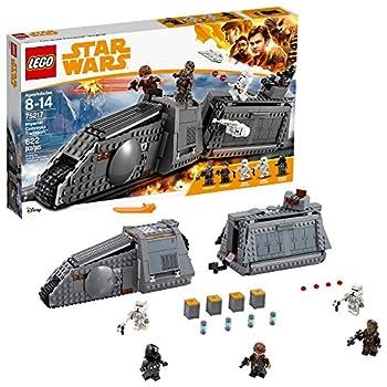LEGO Star Wars Imperial Conveyex Transport 75217 Building Kit New 2019  622 Pieces