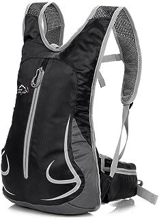 アウトドア サイクリング バックパック 自転車バック パック ランニングバッグ 容量15L 防水 多機能 軽量サイズ