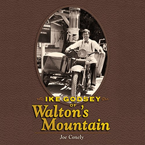Ike Godsey of Walton's Mountain audiobook cover art