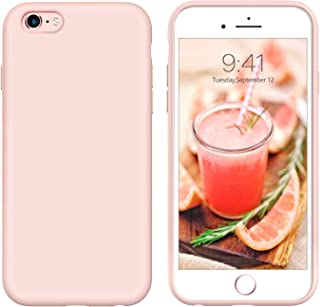 silicone case iphone 6 pink