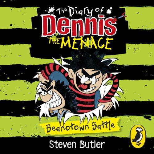 Couverture de The Diary of Dennis the Menace: Beanotown Battle (Book 2)