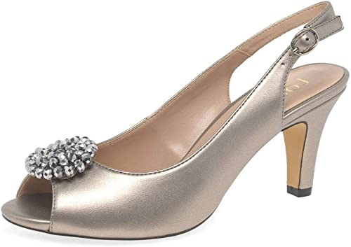 Lotus Elodie Elodie femmes Slingback Peep Toe chaussures  acheter 100% de qualité authentique