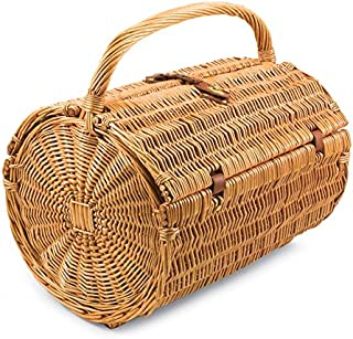 PLAYBERG QI003099 Picnic Basket with Accessories-Servings for 4