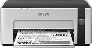 Epson EcoTank ET-M1120 drukarka monochromatyczna (funkcja pojedyncza, DIN A4, Wi-Fi, USB 2.0), duży pojemnik, duży zasięg,...