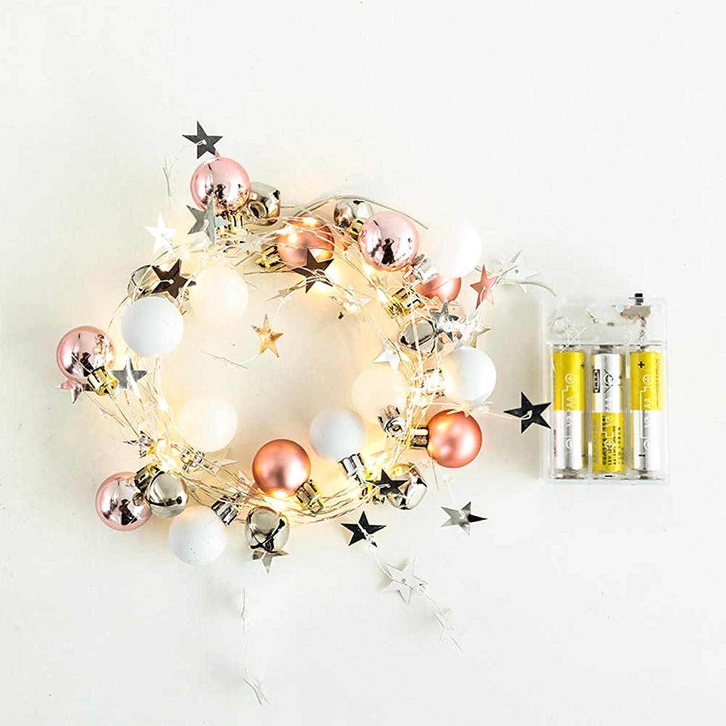賠償まろやかな罪悪感クリスマス 飾り LED ストリングスライト イルミネーションライト 屋内 電池式 パーティー クリスマスツリー 点滅 装飾 可愛い Zeonetak