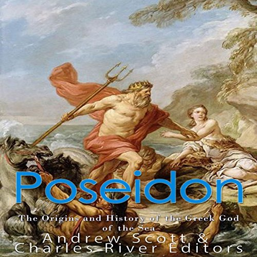 Poseidon audiobook cover art