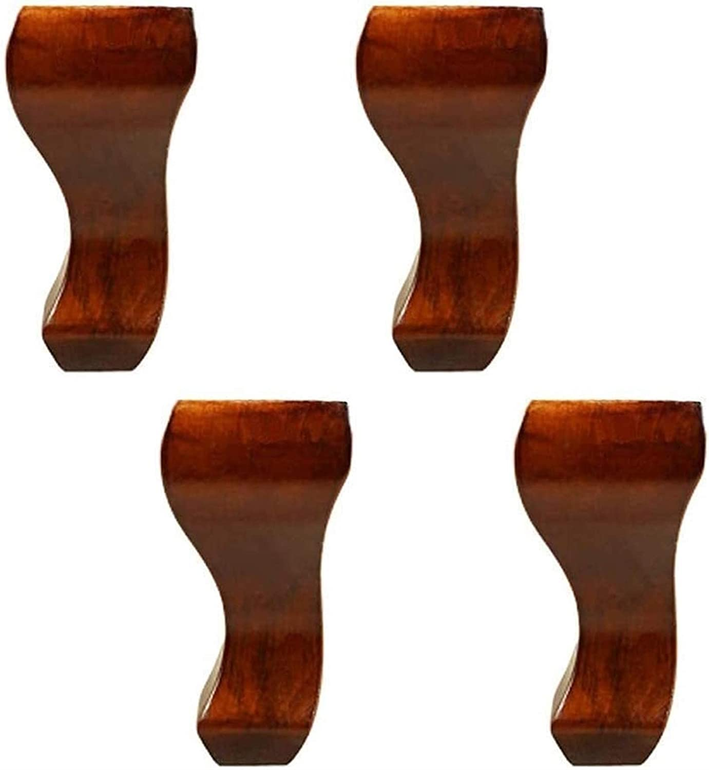 MNZDDDP excellence Furniture Legs Wooden Table Leg Pads Reli New life