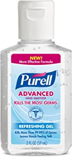 Purell Refreshing Gel Hand Sanitizer, 59 ml