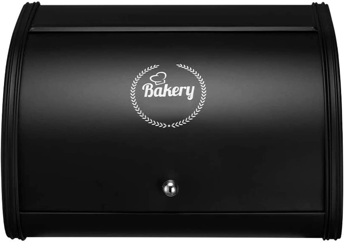 HollyHOME Ranking TOP6 Stainless Steel Bread Box Extr Counter shop for Kitchen Bin