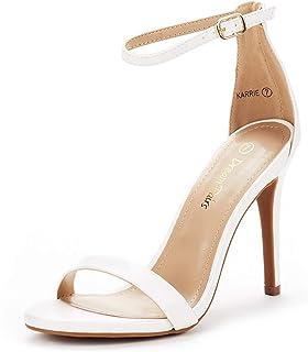 Women's Karrie High Stiletto Pump Heeled Sandals