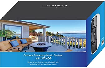 Sonance Outdoor Streaming System Bundle with SONOS and xPress Audio Keypad