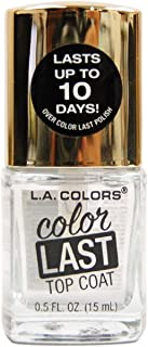 Best la colors color last top coat Reviews