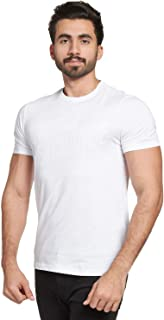 Armani Exchange Men's T-Shirt T- White, XL