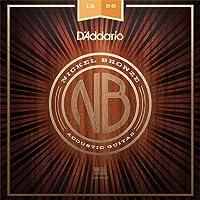 【5セット】D'Addario ダダリオ NB1256 ニッケルブロンズ Light Top / Med Bottom アコースティックギター弦
