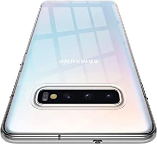 Spigen Liquid Crystal designed for Samsung Galaxy S10 case / cover - Crystal Clear