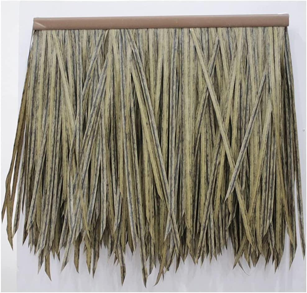Man-Made Cheap for Grass Roof Fake Artificial Th Plastic Thatch Deluxe