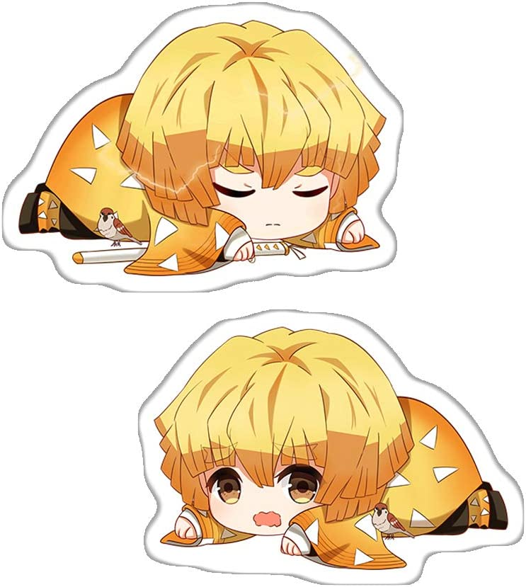 "10/"" Demon Slayer Kamado Tanjirou Agatsuma Zenitsu Tomioka Giyuu Plush Stuffed"