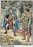 Gilbert Robin Hood Nrobin Hood And The Beggar...