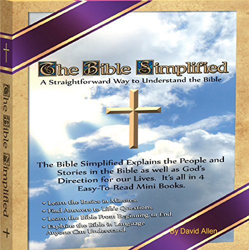 The Bible Simplified audiobook cover art