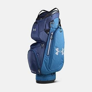 [UNDER ARMOUR] アンダーアーマー Men's UA Storm Armada Cart Bag BAYOU BLUE MEDIUM HEATHER [並行輸入品]