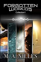 Starfire Angels: Forgotten Worlds Collection 1 (Books 1-5)