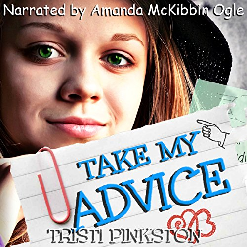 Take My Advice audiobook cover art