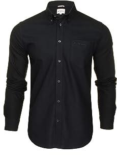 Mens Oxford Shirt by Ben Sherman Long Sleeved