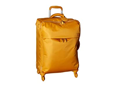 Lipault Paris Original Plume 25 Spinner (Mustard) Luggage