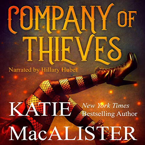 Company of Thieves Audiobook By Katie MacAlister cover art