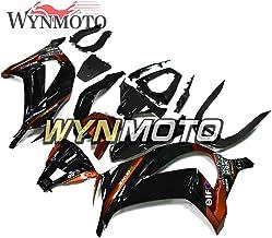 Black WYNMOTO US Stock ZX10R 2011-2015 11 12 13 14 15 Full Motorcycle Fairings Aluminum Fasteners Bolt Kit Body Screws Hardware Clips